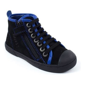 Kstreet - Sneakers in pelle - nero