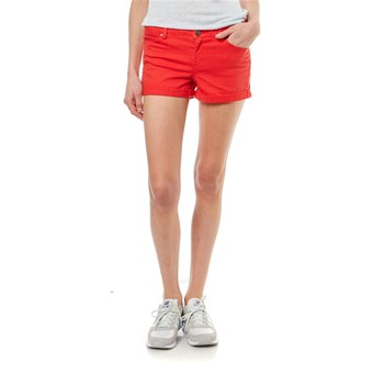 Naf Naf - Short - rouge