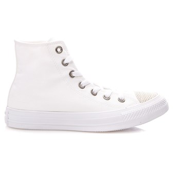 Converse - Chuck Taylor All Star Hi - Baskets - blanc