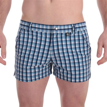 L Homme Invisible - Badeshorts - blau