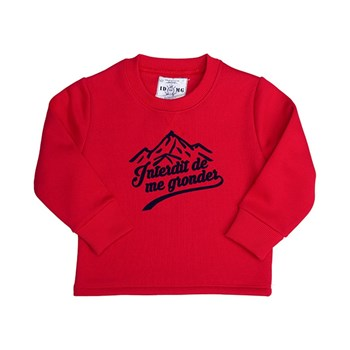 Hima - Sweat-shirt - rouge