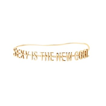 Morgan - Sexy is the new cool - Bracelet de paume - doré