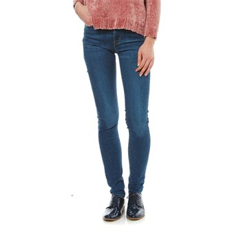 721 High Rise - Jean skinny - denim azul