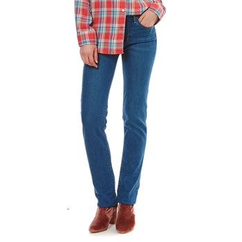 712 - Jean slim - denim azul