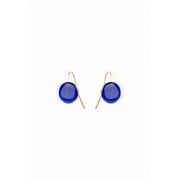 Little Woman Paris - Boucles d'oreilles - bleu