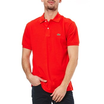 Polo manches courtes - rosso