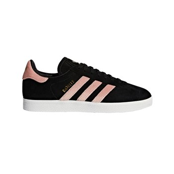 Gazelle W - Baskets en cuir - noir