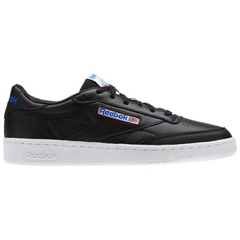 Club C 85 SO - Baskets en cuir - noir
