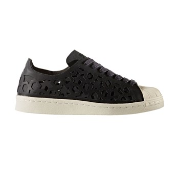 Superstar 80s Cut Out W - Baskets en cuir - noir