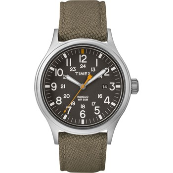 Timex - Montre analogique - taupe