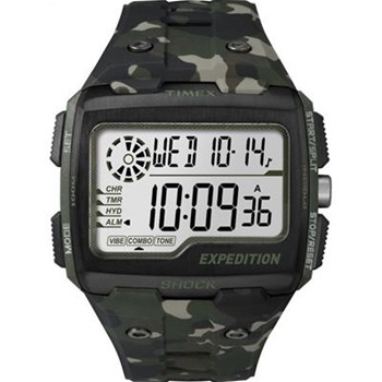 Timex - Expedition - Montre digitale - army