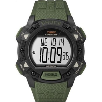 Timex - Expedition - Montre digitale - vert