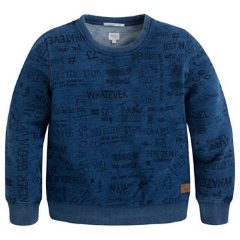 Soel Jr - Sweat-shirt - bleu