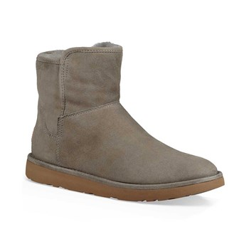 Abree mini - Bottines en cuir - taupe