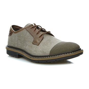 Naples Trail Dip Dye CANTEEN - Derby - marrone