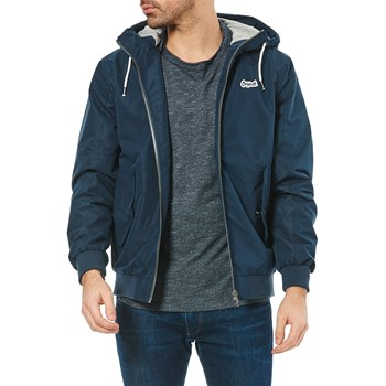 Jack & Jones - New Harlow - Veste zippée - bleu marine