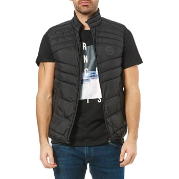 Jack & Jones - New Landing - Winterweste - schwarz