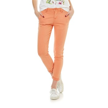 Best Mountain - Pantalon chino skinny - abricot
