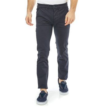 Best Mountain - Pantalón chino - azul marino
