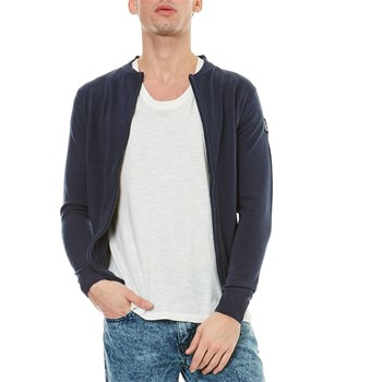 Hope N Life - Desoto - Cardigan - blu scuro