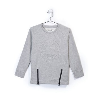 Nolan - Sweat-shirt - gris
