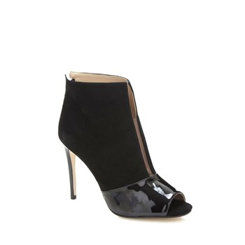 Funtime - Bottines en cuir - noir