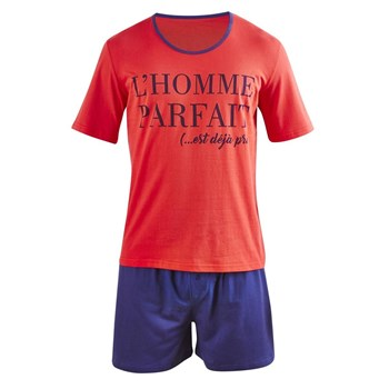 Pomm'Poire - Perfect Man - Pyjashort - rouge