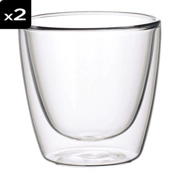 Artesano Hot Beverage - Lote de 2 vasos Medium