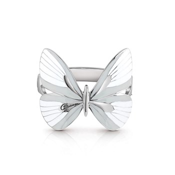 Guess - Tropical Dream - Bracelet manchette - argent