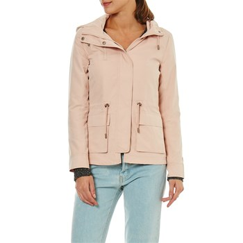 Only - Veste coupe-vent - rose