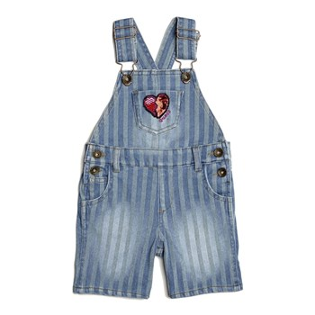 Guess Kids - Salopette - bleu
