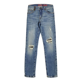 Guess Kids - Jean slim - bleu