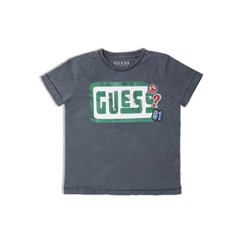 Guess Kids - T-shirt manches courtes - gris