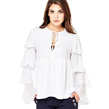 Guess - Chemisier - blanc