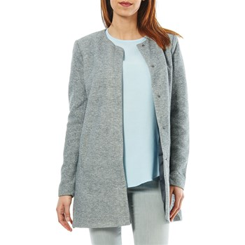 Only - Sidney - Manteau - gris clair