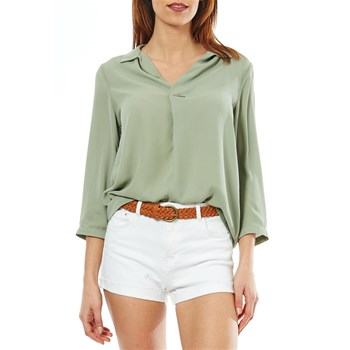 Best Mountain - Blusa - caqui