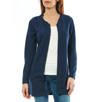 Paris - Gilet long - bleu marine