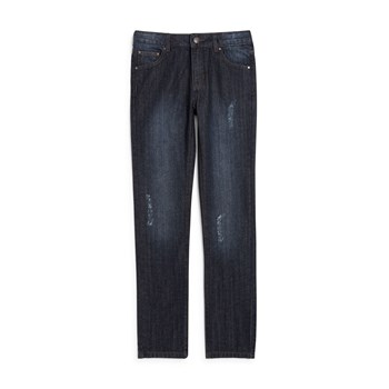 Monoprix Kids - Jean slim - denim bleu