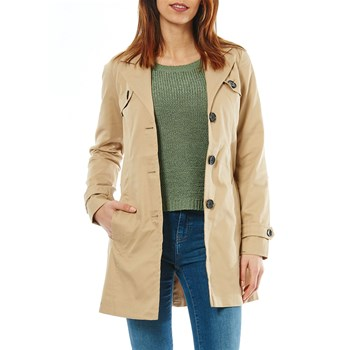 Vero Moda - Forme trench, imperméable : Trench