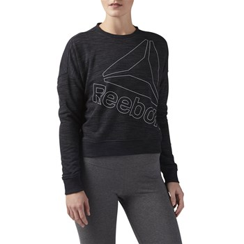 Reebok Performance - Felpa - nero