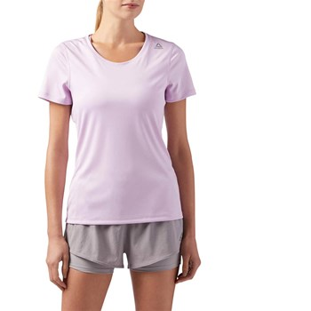 Reebok Performance - T-shirt manches courtes - rose