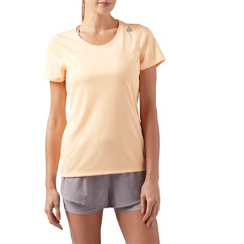 Reebok Performance - T-shirt manches courtes - orange
