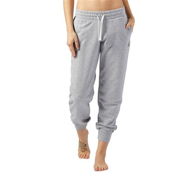 Reebok Performance - Pantalon jogging - gris chine