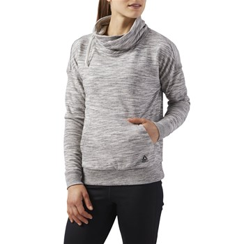 Reebok Performance - Sweat polaire - gris