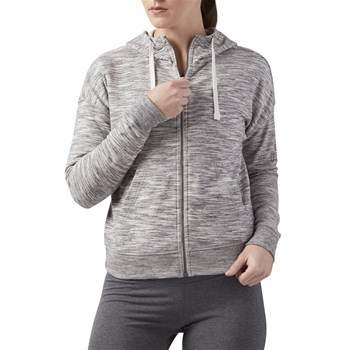 Reebok Performance - Sweat à capuche - gris