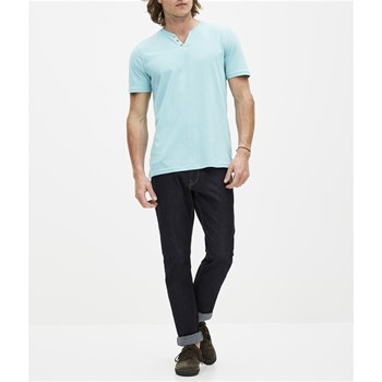 Sebet - T-shirt manches courtes - turquoise