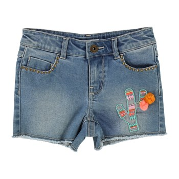 Billieblush - Short - denim bleu