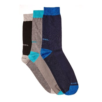 Ray - Lot de 3 chaussettes - multicolore