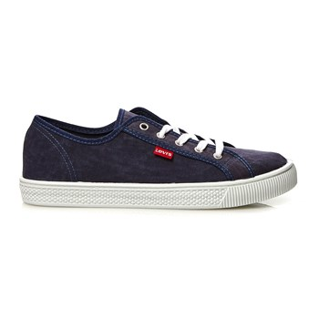 Levi's - Malibu - Low Sneakers - marineblau
