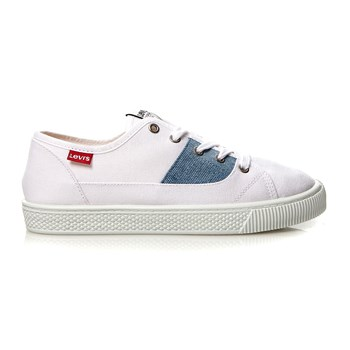 the best attitude 646a5 7be92 Levi s Malibu S - Baskets basses - blanc